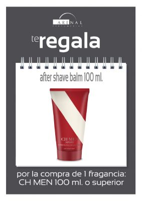 REGALO* AFTER SHAVE BALM 100 ML.
