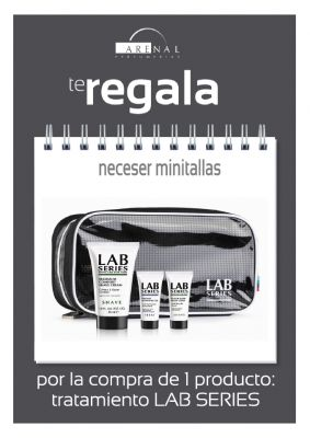 REGALO* NECESER MINITALLAS LAB SERIES