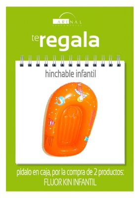 REGALO* HINCHABLE INFANTIL