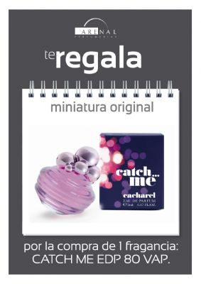 REGALO* MINIATURA ORIGINAL CATCH ME