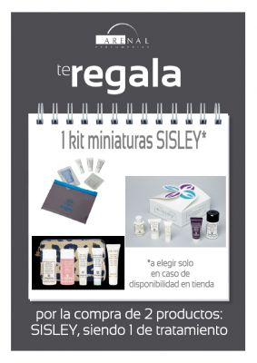 REGALO* KIT MINIATURAS SISLEY