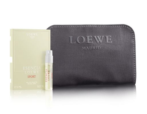 REGALO* NECESER + MINI SPRAY LOEWE