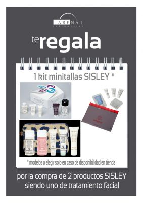 REGALO* KIT MINITALLAS SISLEY