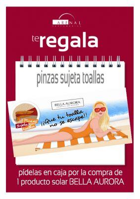 REGALO* PINZAS SUJETA TOALLAS