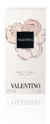 Regalo*crema de manos Valentina 50 ml.