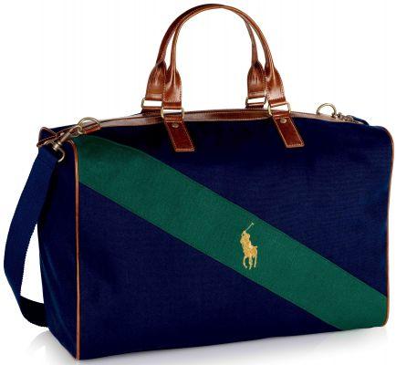 Regalo* bolsa viaje Ralph Lauren