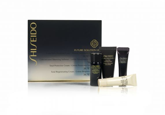 Regalo kit Future Solution Shiseido
