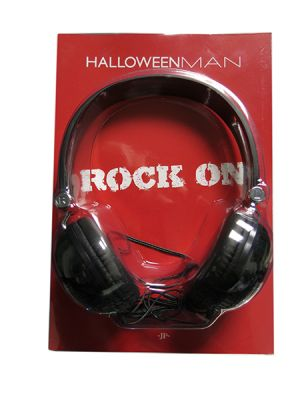 Regalo* cascos audio Halloween.