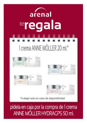 Regalo crema Anne Möller 20 ml.