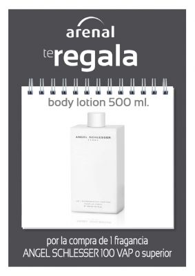 Regalo body lotion Angel Schlesser