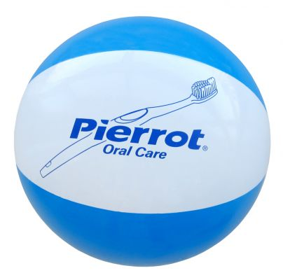 Regalo pelota playa Pierrot