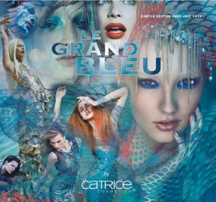"Novedad: edición limitada ""Le Grand Bleu"" de CATRICE"