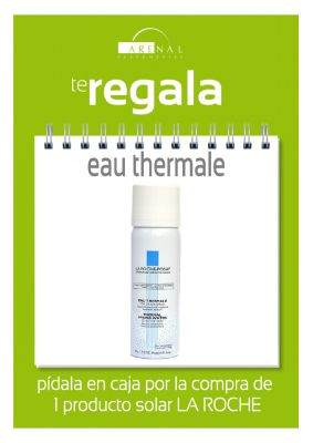 Regalo Eau Thermale La Roche-Posay