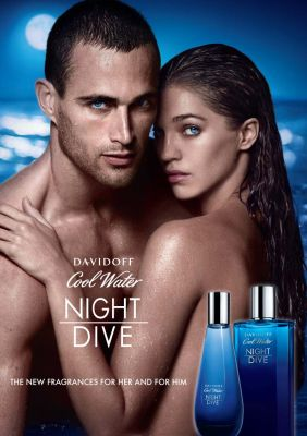 Novedad DAVIDOFF NIGHT DIVE WOMAN