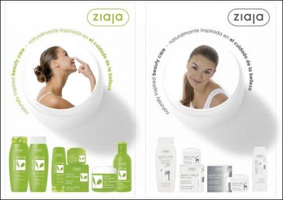 Novedad cosméticos Ziaja