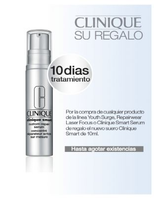Regalo serum repair Clinique 10 ml. 10 días tratamiento.