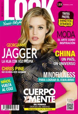 Regalo revista Look Your Style septiembre 2014.