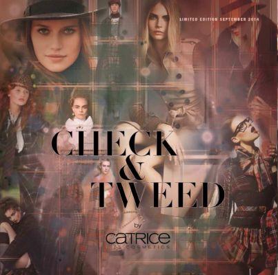 Novedad moda Catrice: Check & Tweed
