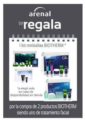Regalo kit minitallas Biotherm