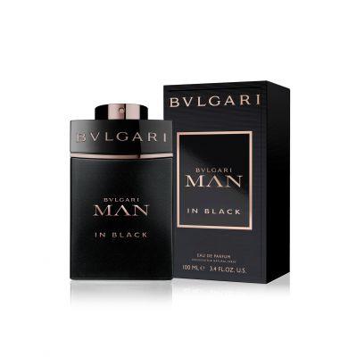 Novedad Bulgari Man In Black EDP