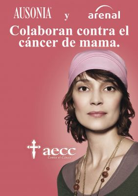 19 de octubre día internacional del cáncer de mama.