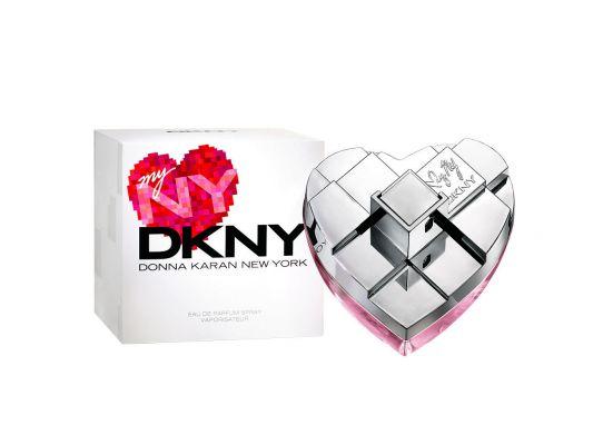 Regalo miniatura original DKNY.