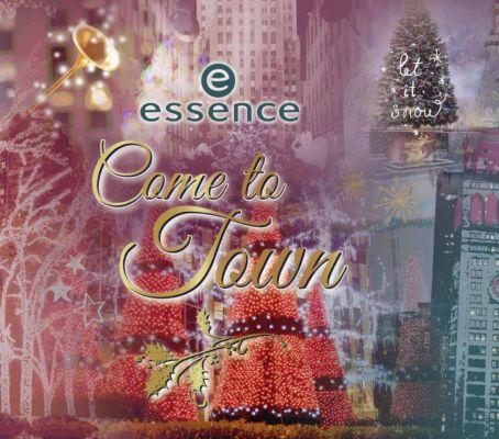 Novedad moda Essence: Come to town.