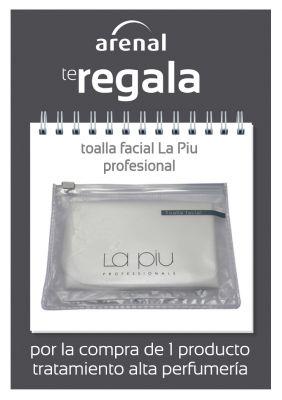 Regalo toalla facial profesional La Piu.