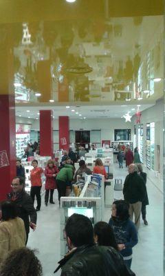 Inaugurada nueva tienda Arenal en Gijón.