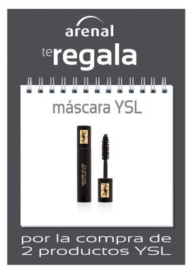Regalo máscara volume YSL.