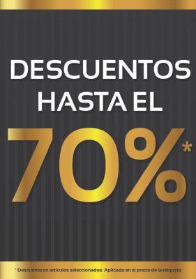 ALTA PERFUMERIA HASTA EL -70% DTO.