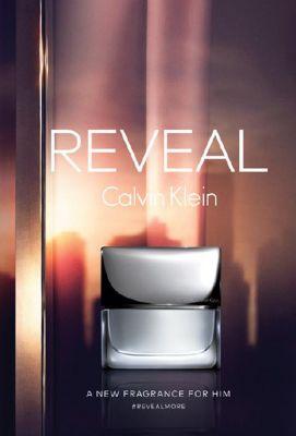 Novedad REVEAL Men Calvin Klein.