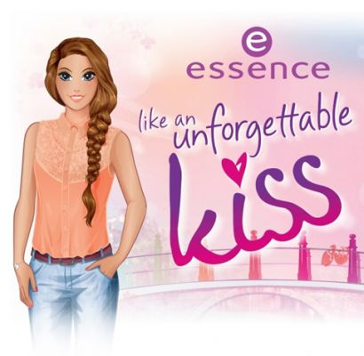 Novedad moda Essence: like an unforgettable kiss.