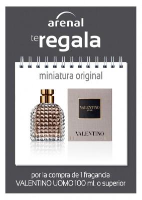 Regalo minitaura original Valentino.