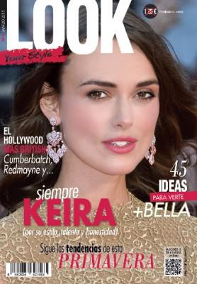 Revista LOOK Your Style online o PDF gratis. Marzo 2015.