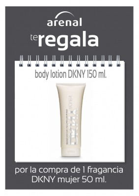 Regalo Body Lotion DKNY 150 ml.
