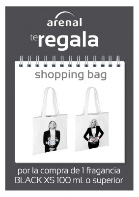 Regalo shopping bag.