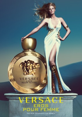 Novedad Versace Eros Pour Femme.
