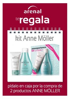 Regalo kit hydratación Anne Möller.