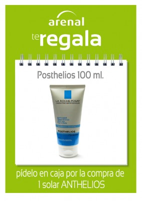 Regalo Posthelios 100 ml.