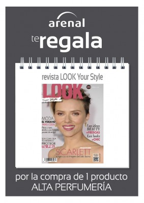 Regalo revista Look Your Style junio 2015.
