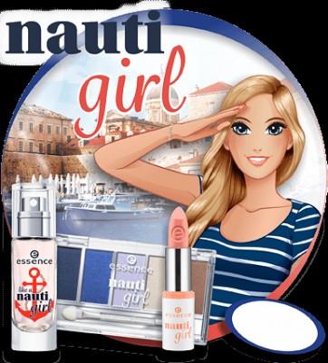 Novedad moda Essence: nauti girl.