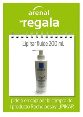 Regalo Lipikar fluide 200 ml.