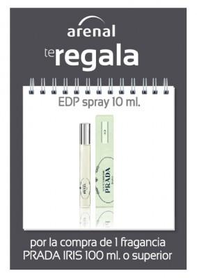 Regalo EDP spray IRIS PRADA 10 ml