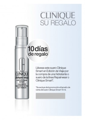 Regalo serum Clinique 10 ml.