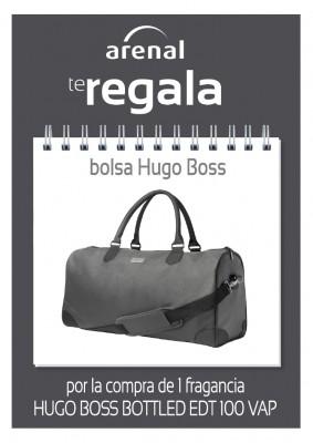 Regalo bolsa Hugo Boss.