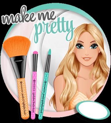 Novedad moda Essence: Make Me Pretty.