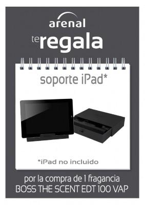 Regalo soporte iPad.