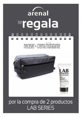 Regalo neceser + crema Lab Series.