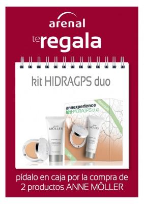 Regalo kit Hidragps duo A. Möller.